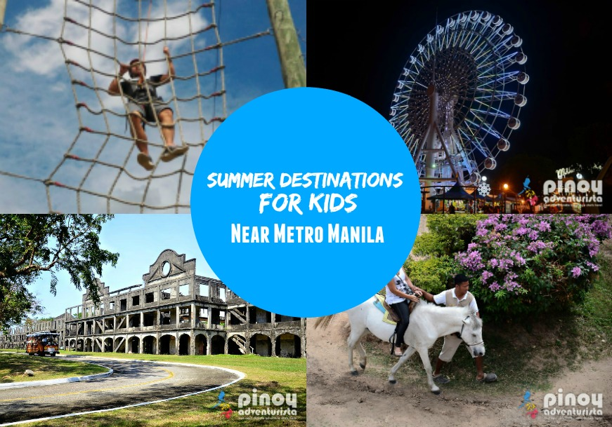 Top Picks 5 Summer Destinations For Kids Near Metro Manila No Beaches Here Pinoy