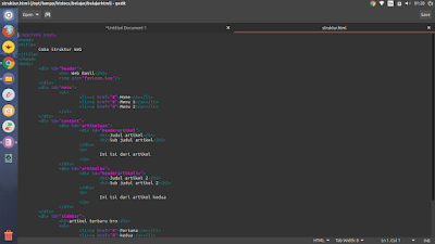 Script HTML