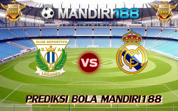 AGEN BOLA - Prediksi Leganes vs Real Madrid 19 Januari 2018