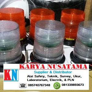 Jual Lampu Strobo Kedip Untuk Emergency Pabrik di Makasar