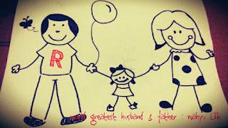 98 Gambar Kartun Rindu Ayah HD