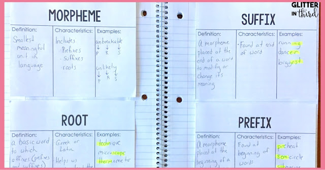 prefix and suffix worksheets with answers