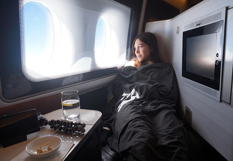 Euriental | fashion & luxury travel | British Airways First to New York