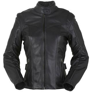 Gambar Jaket kulit Wanita bikers