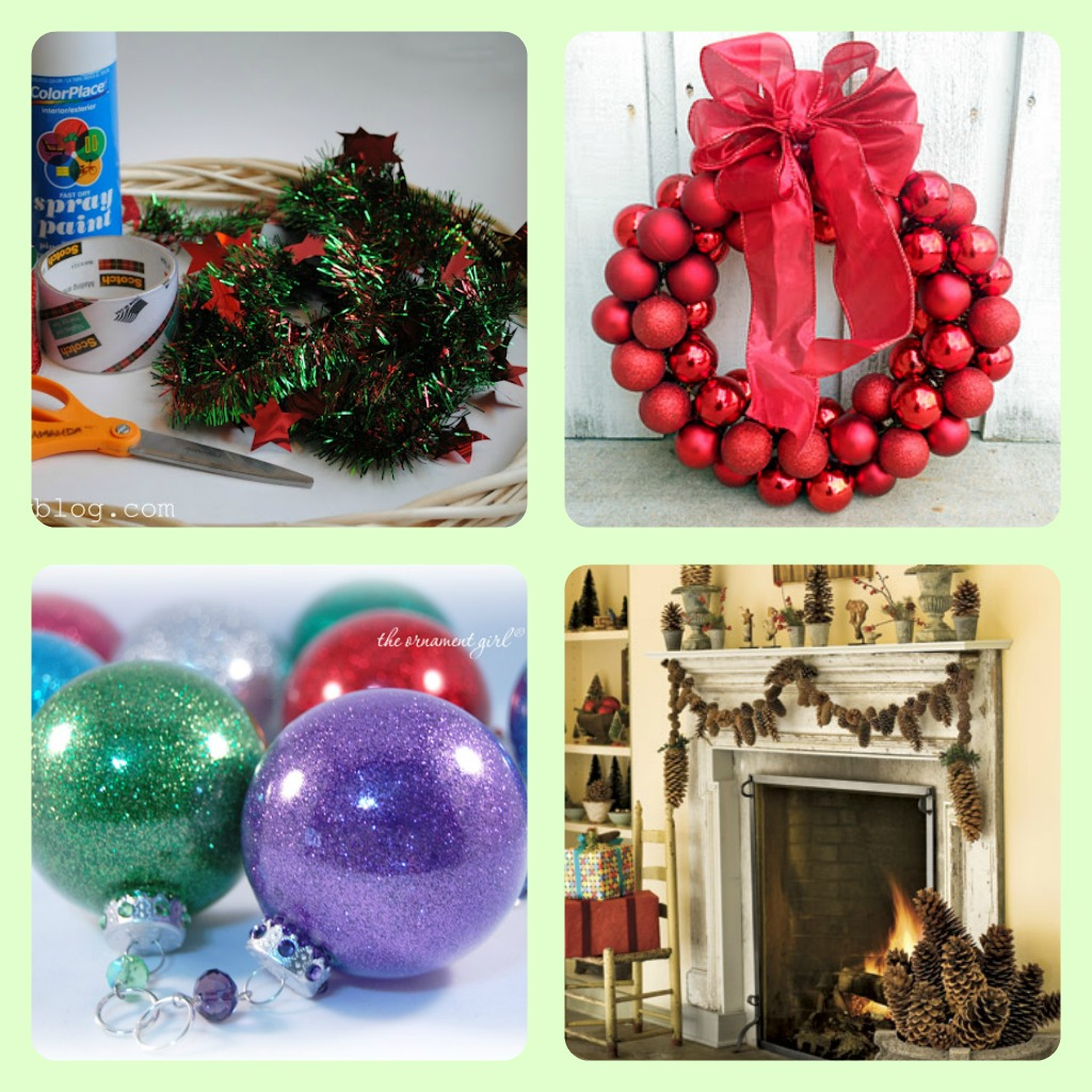 Budget Christmas Decorating Ideas: Decorating On A Budget
