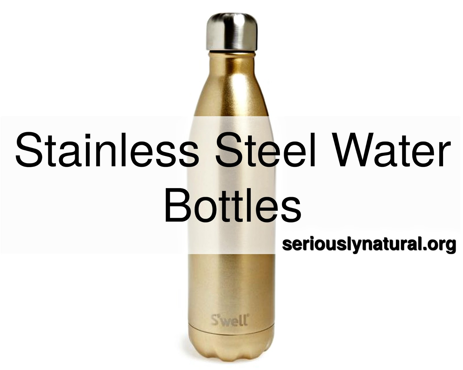 Click here to buy S'well Sparkling Champagne 17 oz. Water Bottle for the perfect mothers day gift!