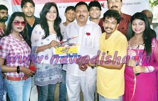 Shooting set photo of Odia movie Chhai wallpapers