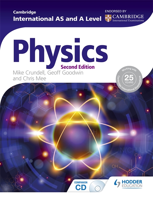 Pdf Book Cambridge International As And A Level Physics House Of