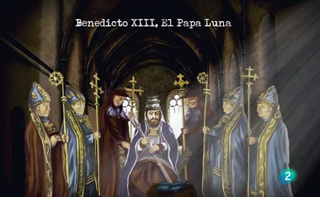 http://www.rtve.es/alacarta/videos/el-documental/documental-papa-luna/3850147/