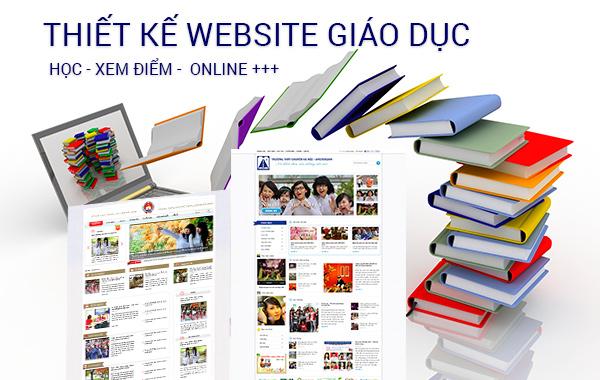 Dịch Vụ Thiết Kế Website Giáo Dục Quận 8
