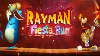 imagem do jogo Rayman Fiesta Run
