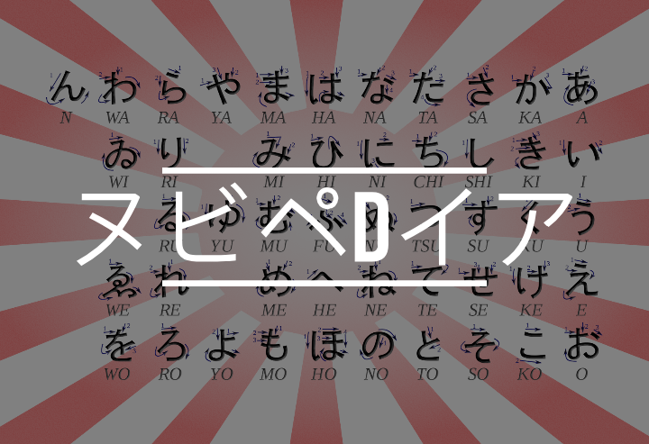 Perbedaan Hiragana, Katakana, dan Kanji