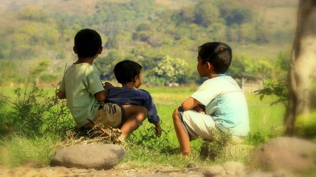Anak-Anak Kenggu Manggarai