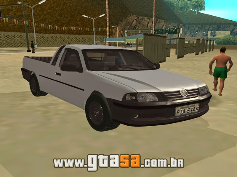 saveiro g3 gta san andreas