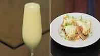 طريقة عمل حواوشي كداب - عصير الموز بجوز الهند مع شريف الحطيبي في سندوتش وحاجة ساقعة 11-1-2017