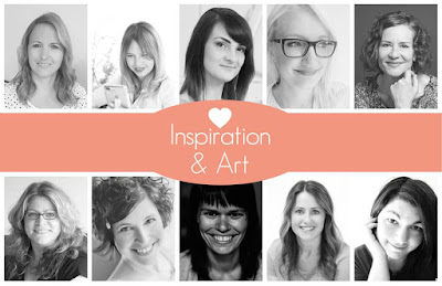 inspiration & art blog hop - by sylwia schreck