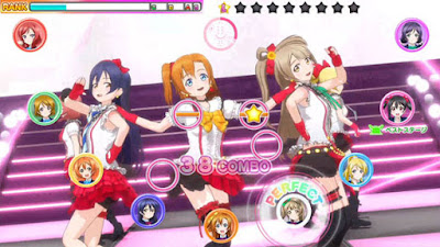 game LoveLive! School idol festival