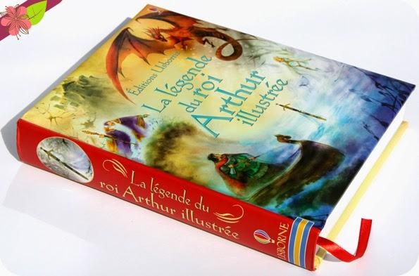 Livres et merveilles - La table ronde du roi arthur ...
