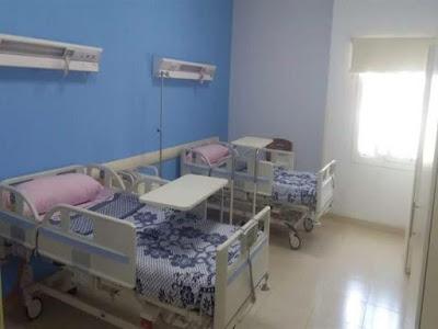 تعرف على المستشفى العسكري الذي إفتتحه السيسي اليوم في المنوفية