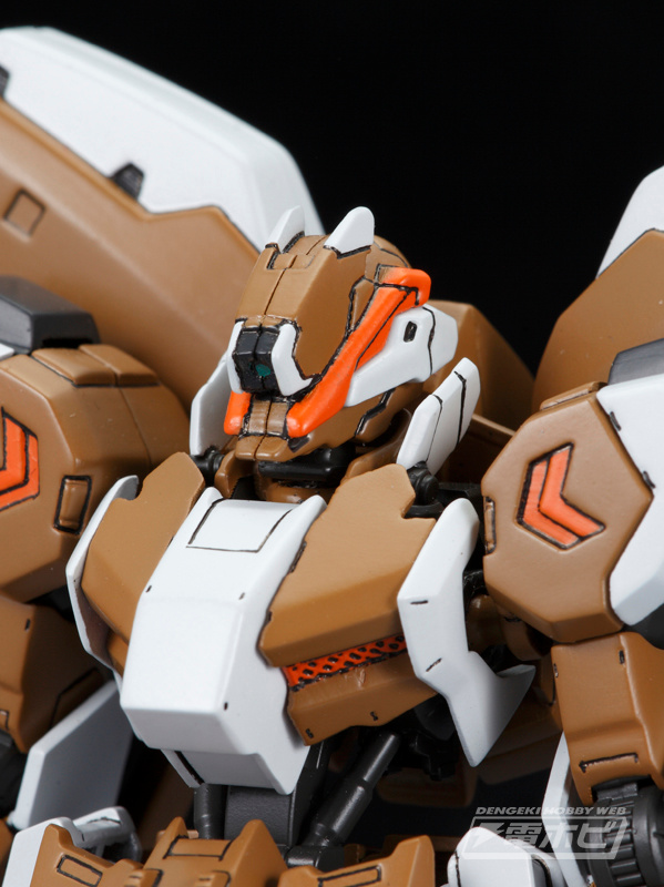 HG 1/144 Gundam Gusion Rebake Full City Sample Images by Dengeki Hobby