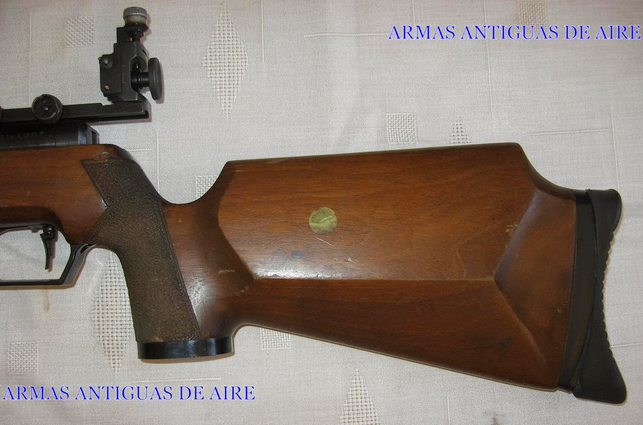 ARMAS ANTIGUAS DE AIRE: Feinwerkbau 300 tirol y 300 s