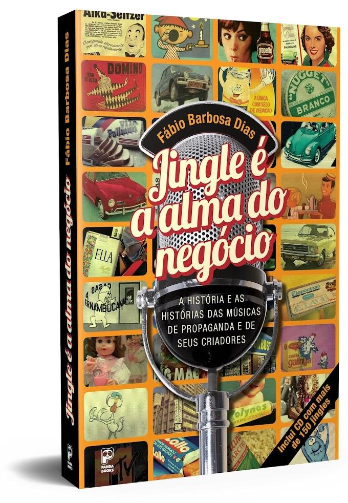 Livro conta a história dos jingles no Brasil