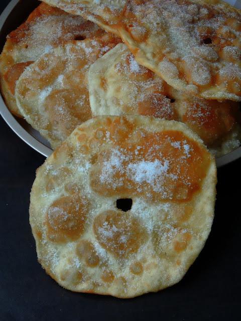 Uruguayan Tortas Fritas, Fried cake