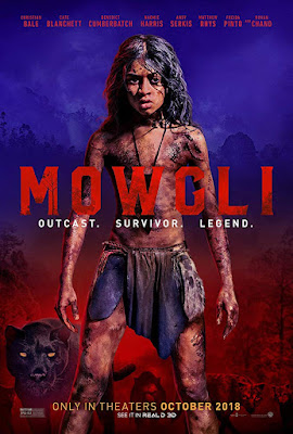Mowgli Legend of the Jungle 2018 Dual Audio 720p HDRip 550Mb HEVC