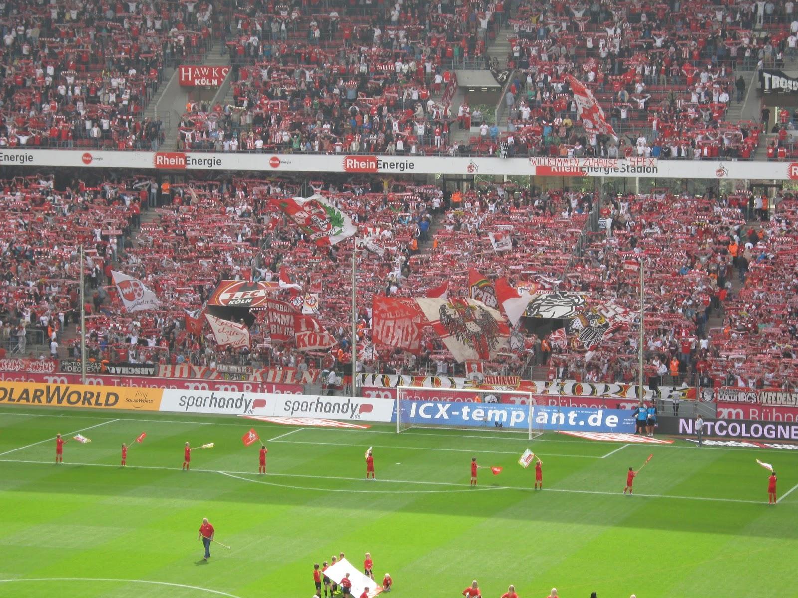 Köln Vs Aue