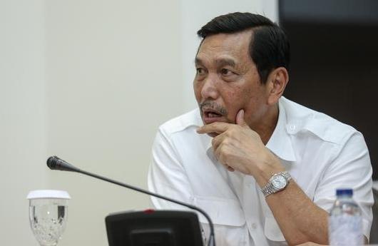 Menko Luhut: Perang Dagang Amerika-Tiongkok Untungkan Indonesia