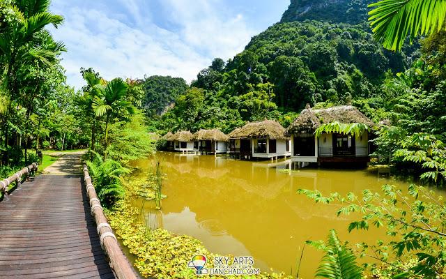 The Banjaran Hotsprings Retreat No. 1, Persiaran Lagun Sunway 3, Sunway City Ipoh, 31150 Ipoh, Perak Darul Ridzuan, Malaysia +60 5 210 7777 info@thebanjaran.com