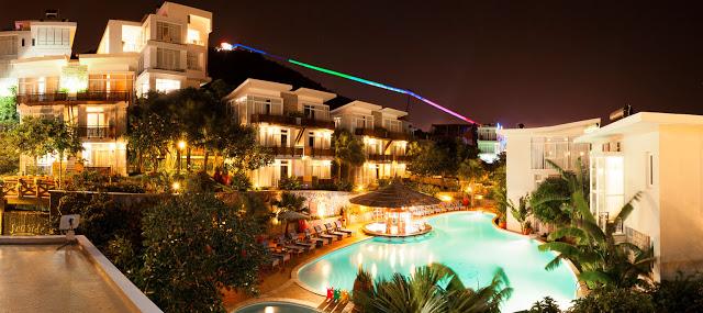 Đến với Seaside Resort  Vũng Tàu nơi được mệnh danh là Đà Lạt giữa phố biển xinh tươi