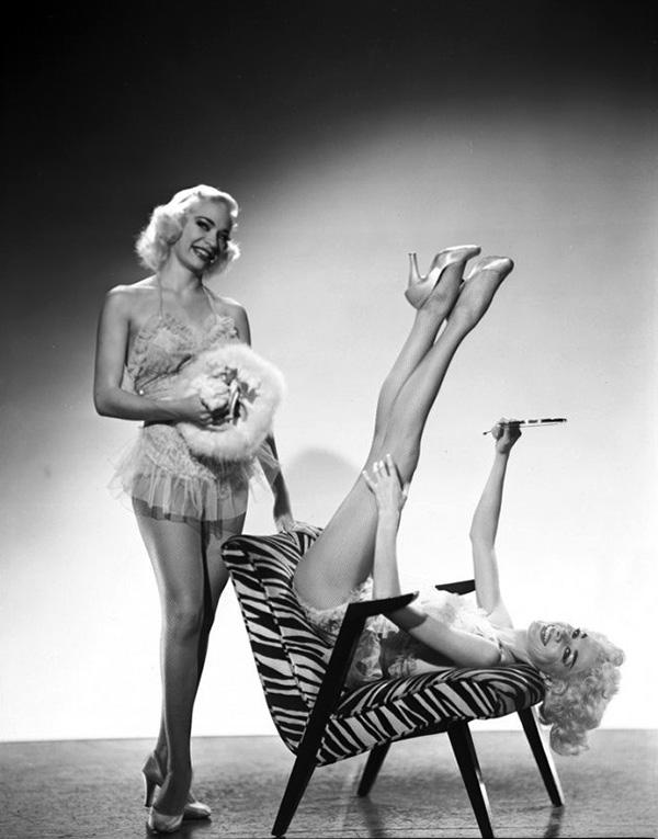 A pair of circa 1960 professional femulators
