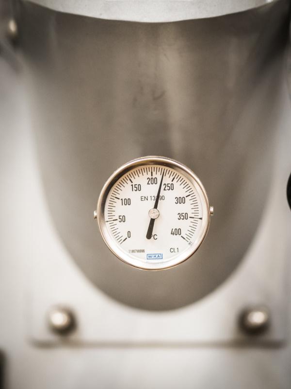 Kaffee rösten - die perfekte Temperatur  | titatoni - Renate Bretzke
