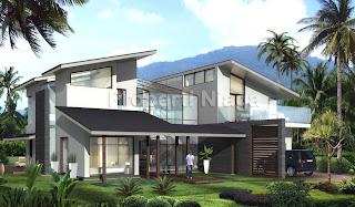 Rumah-Cluster-Habiture-Residence-Sentul-City-Tipe-Trilight