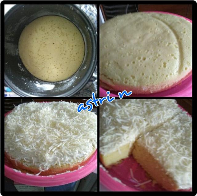 Gambar Resep Cara Membuat Bolkus Rice Cooker