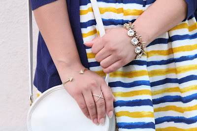 LE TOTE Bracelet Arm Party