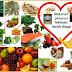 Makanan Penakluk Tekanan Darah Tinggi