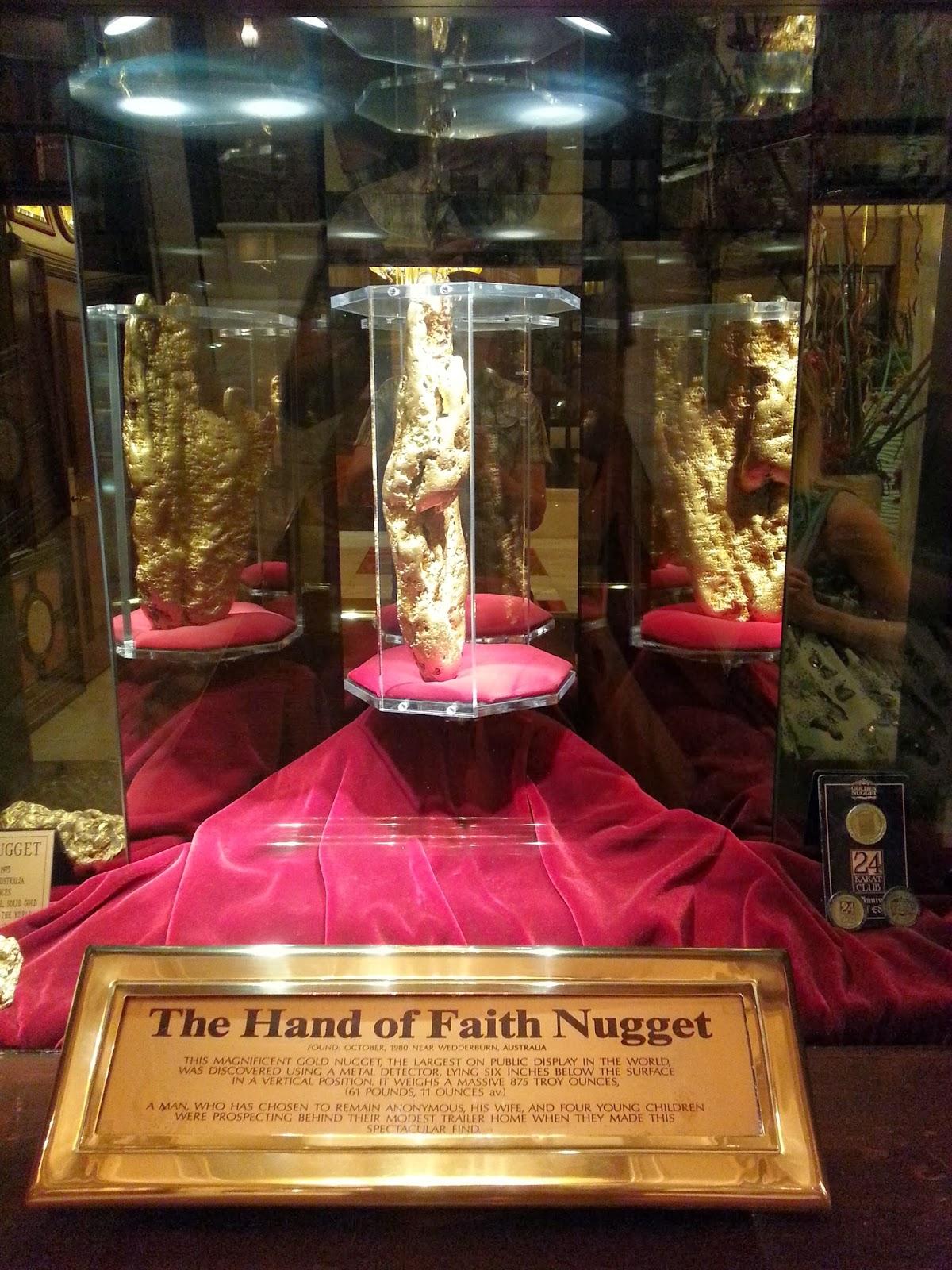 Hand Of Faith Nugget