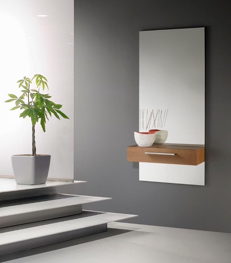 Fotos de hall de entrada modernos decora o e ideias - Recibidores de casas modernas ...