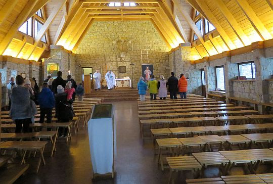Kościół Matki Bożej Niezawodnej Nadziei.