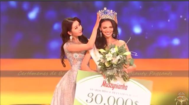 Miss Supranational 2018 Valeria Vazquez