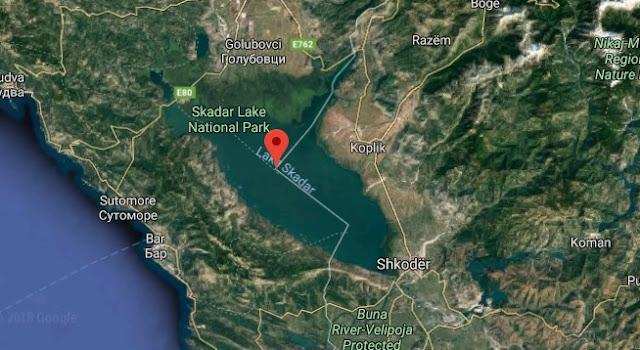 https://www.google.it/maps/place/Lake+Skadar/@42.2028054,19.2216232,84202m/data=!3m1!1e3!4m5!3m4!1s0x134de15c5bbd19ed:0x9813af6de7a165a3!8m2!3d42.1837016!4d19.2914983