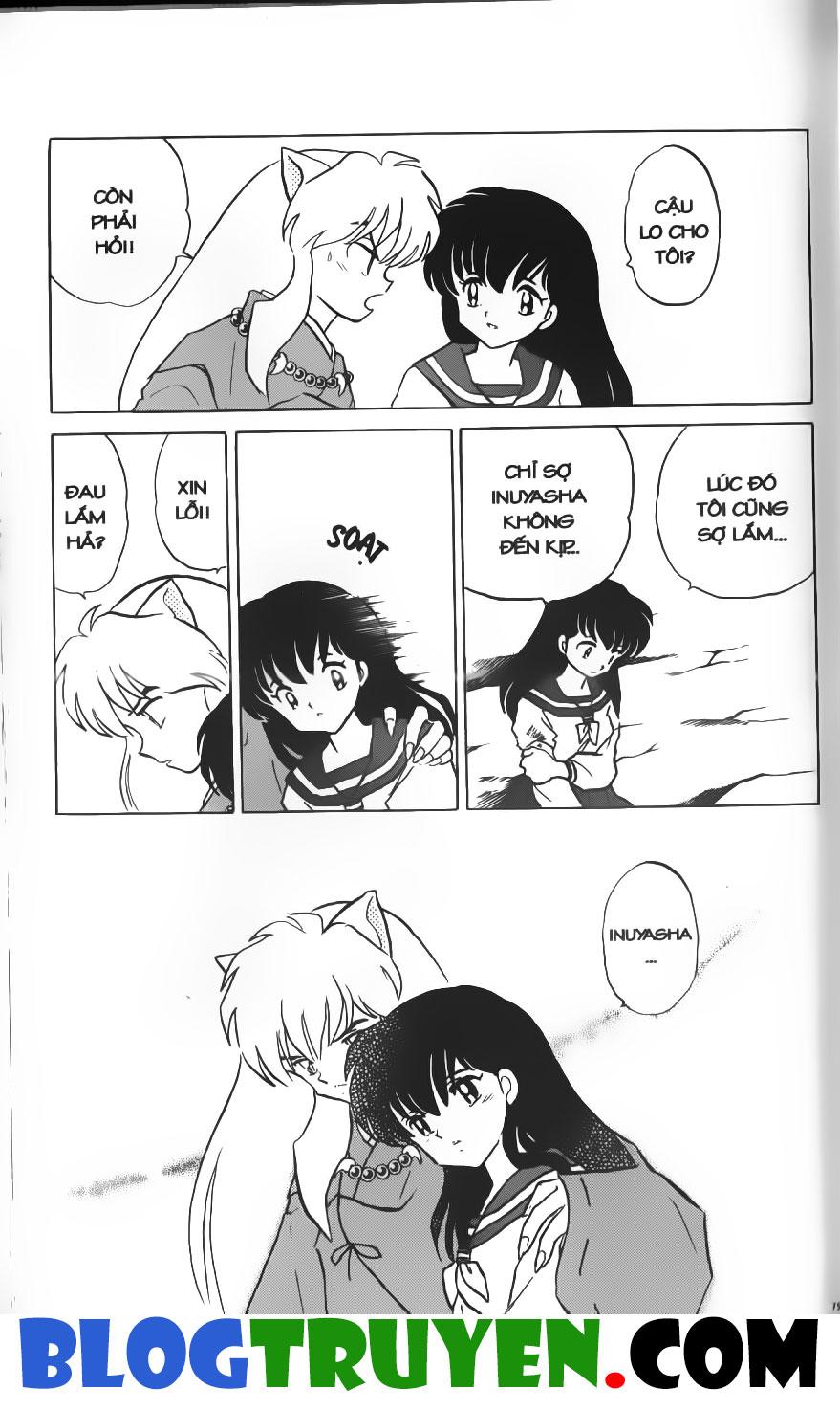 Inuyasha vol 19.4 trang 18