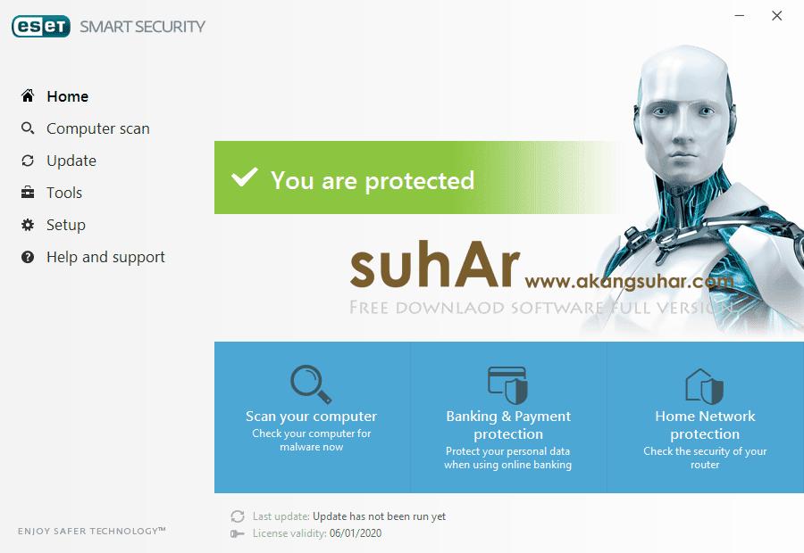 Eset Smart Security 11 Full License