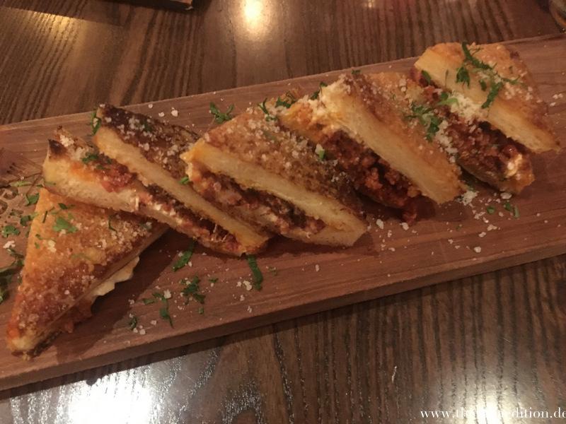 New York City Trademark Taste & Grind Restaurant