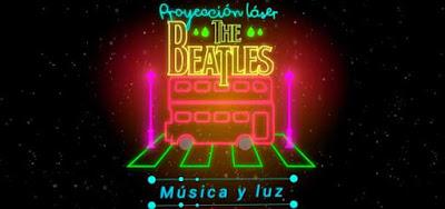 Show Laser de THE BEATLES