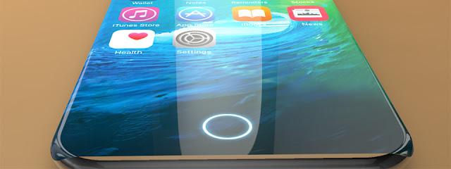 iPhone 2017 sẽ trở về với thiết kế 2 mặt kính?