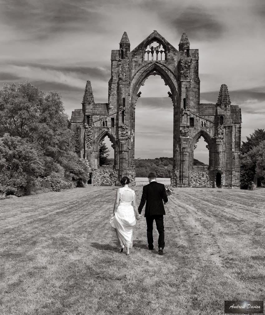 gisborough priory hall wedding photographer