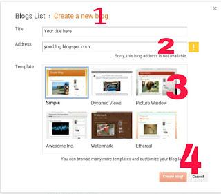 Free website aap blogger par bhi bna skte ho